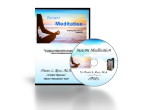 Instant meditation new dvd style box art for web